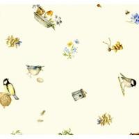 PVC Tafelzeil vogels