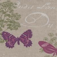 Vlinder Textiel Tafelzeil